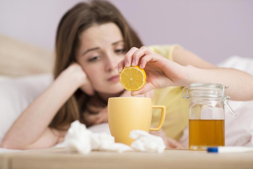 les astuces pour soigner la grippe