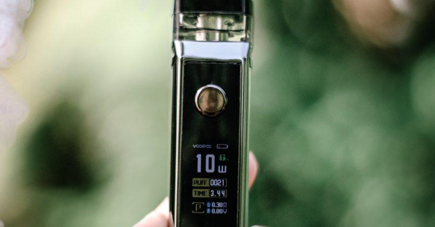 comparaison entre l absorption de nicotine d une cigarette electronique et classique
